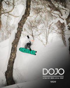 "Ride Local First presents ""Dojo: Snowboard Video..."
