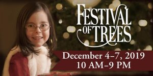 2019 Primary Children's Festival of Trees