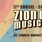 11th Annual Zion Canyon Music Festival