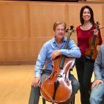 University of Utah School of Music Faculty and Guest Artist Recital: Viktor Valkov, piano; John Eckstein, cello; Yuki MacQueen, violin