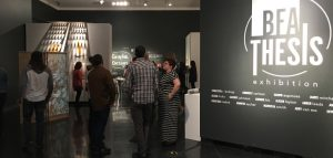 Fall 2019 BFA Thesis Exhibition