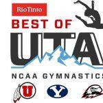 Rio Tinto Best of Utah NCAA Gymnastics Meet