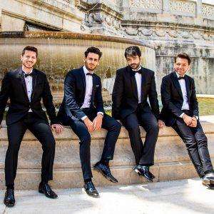 The Four Italian Tenors