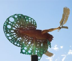 Flying Objects Permananent Collection: Flying Fish...