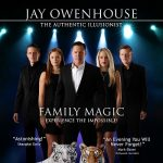 Jay Owenhouse The Authentic Illusionist