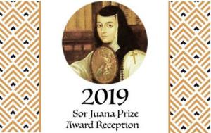 2019 Sor Juana Prize Award Reception