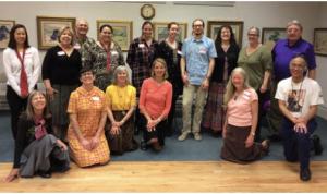 Scandinavian Folk Dance: Basics for Beginners—  weekly classes