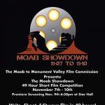 Moab Showdown 49 Hour Short Film Competition