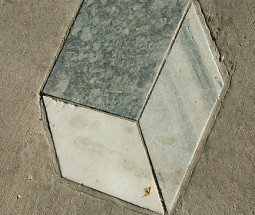 Sidewalk Pieces in Parts