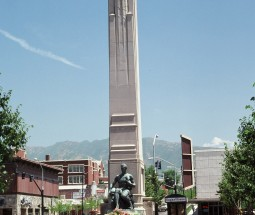 Sugarhouse Pioneer Monument