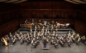 """BYU Symphonic Band – """"Earth, Water, Air, and Fire"""""""
