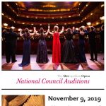 Utah District Auditions, Metropolitan Opera National Council