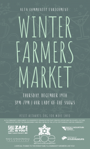 Alta Winter Farmers Market