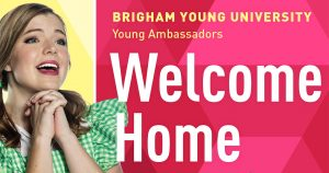 BYU Young Ambassadors: Souvenirs