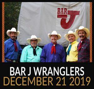 The Bar J Wranglers Christmas Show 2019
