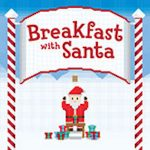 2020 Breakfast with Santa at Thanksgiving Point