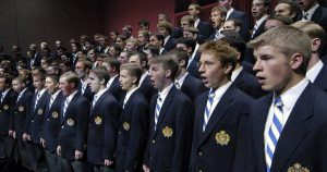 BYU Men's Chorus at Temple Square -CANCELLED
