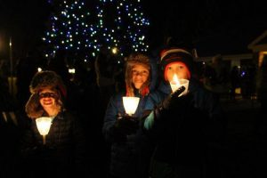 2020 Heber Valley Tree Lighting Celebration