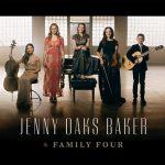 Jenny Oaks Baker with Mattie June