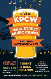 5th Annual KPCW Main Street Music Crawl