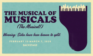 The Musical of Musicals (The Musical!) Auditions