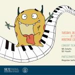 Piano Monster Concert