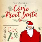 Come Meet Santa!