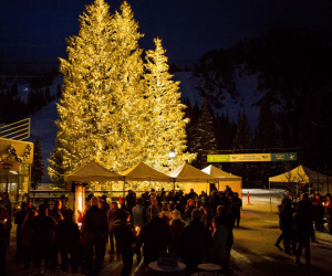 7th Annual Highly Decorated Tree-Lighting Ceremony...