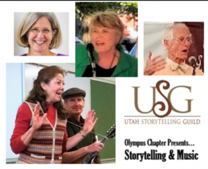 Night of Storytelling and Music