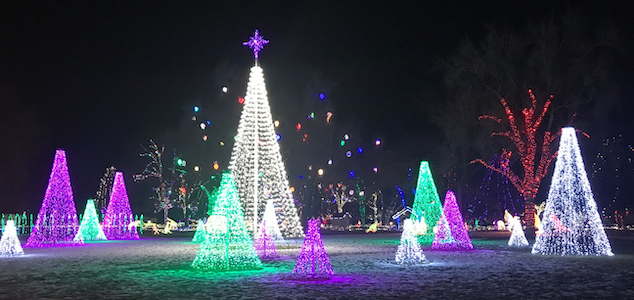 Layton Commons Park Christmas Lights 2020 The Lights Before Christmas in Layton, Layton City Parks and