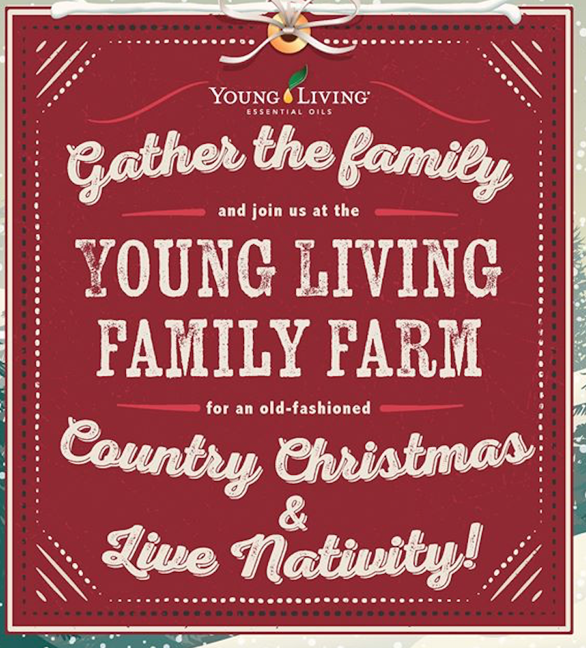 Country Christmas and Live Nativity