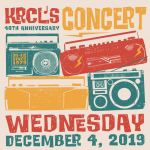 KRCL's 40th Anniversary Concert