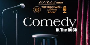 Comedy At The ROCK