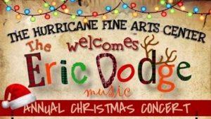 Eric Dodge Christmas Concert