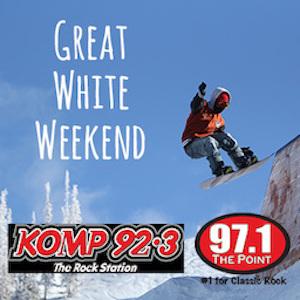 KOMP Great White Weekend
