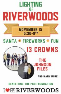 Lighting of Riverwoods