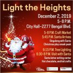 Light the Heights 2019