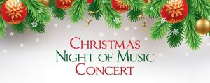 4th Annual Christmas Night of Music Concert