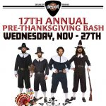 Royal Bliss 17th Annual Pre-Thanksgiving Bash!