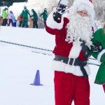 Santa Claus Visits Deer Valley Resort