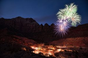 New Year's Eve Social & Fireworks Display