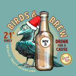 Birds and Brew: Holiday Edition