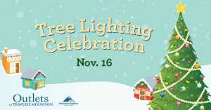 8th Annual Tree Lighting Celebration
