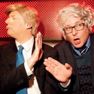 Trump VS Bernie Comedy Show