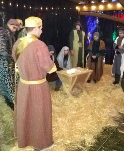Live Nativity at The Orchard