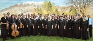 Utah Baroque Ensemble Christmas Concert 2019