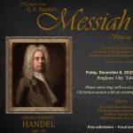 Brigham City Messiah Sing-in