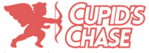 Cupid's Chase 5k run, walk, stroll.