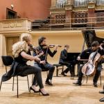 Pavel Haas Quartet & Boris Giltburg