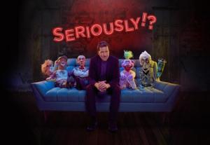 Jeff Dunham: Seriously- RESCHEDULED